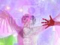 11./12.09.2012, Berlin, Estrel Convention Center, Sonnenallee 225, TOTAL-Partnerforum, Show SANOSTRA PerformingCommunication. Dreamball Dancers. Im Ball: Susan Benicke, Olena Reißig; Außen: Kordula Kohlschmitt, Alexia Assad, Paloma Frau, Giorgia Pucci.  Foto: Daniel Kaiser - impressions